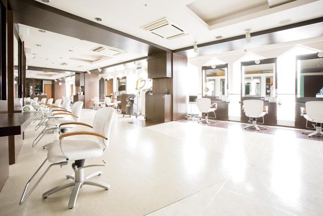札幌中央区の美容室PD VISEO